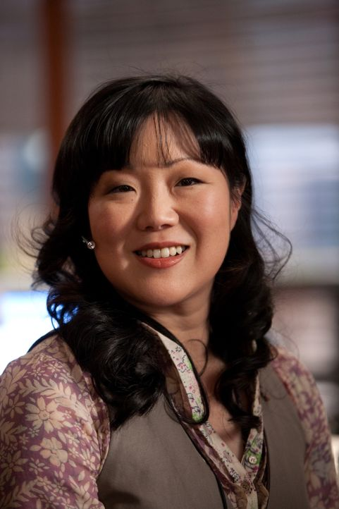 Hat Angst um ihren Job: Teri (Margaret Cho) ... - Bildquelle: 2009 Sony Pictures Television Inc. All Rights Reserved.