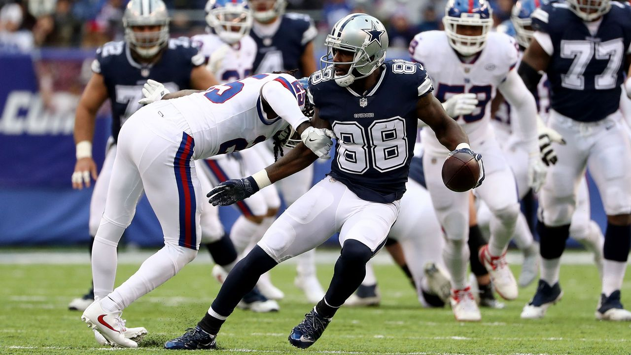 Dez Bryant (Wide Receiver) - Bildquelle: 2017 Getty Images