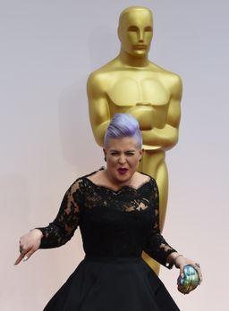 Kelly Orsbourne Red Carpet - Bildquelle: getty AFP