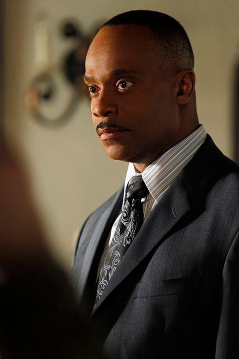 Als das NCSI Team den Mord an einem Officer untersuchen, erweist sich Director Vances (Rocky Carroll) Schwager als Hauptverdächtiger im Mordfall ... - Bildquelle: 2012 CBS Broadcasting Inc. All Rights Reserved.