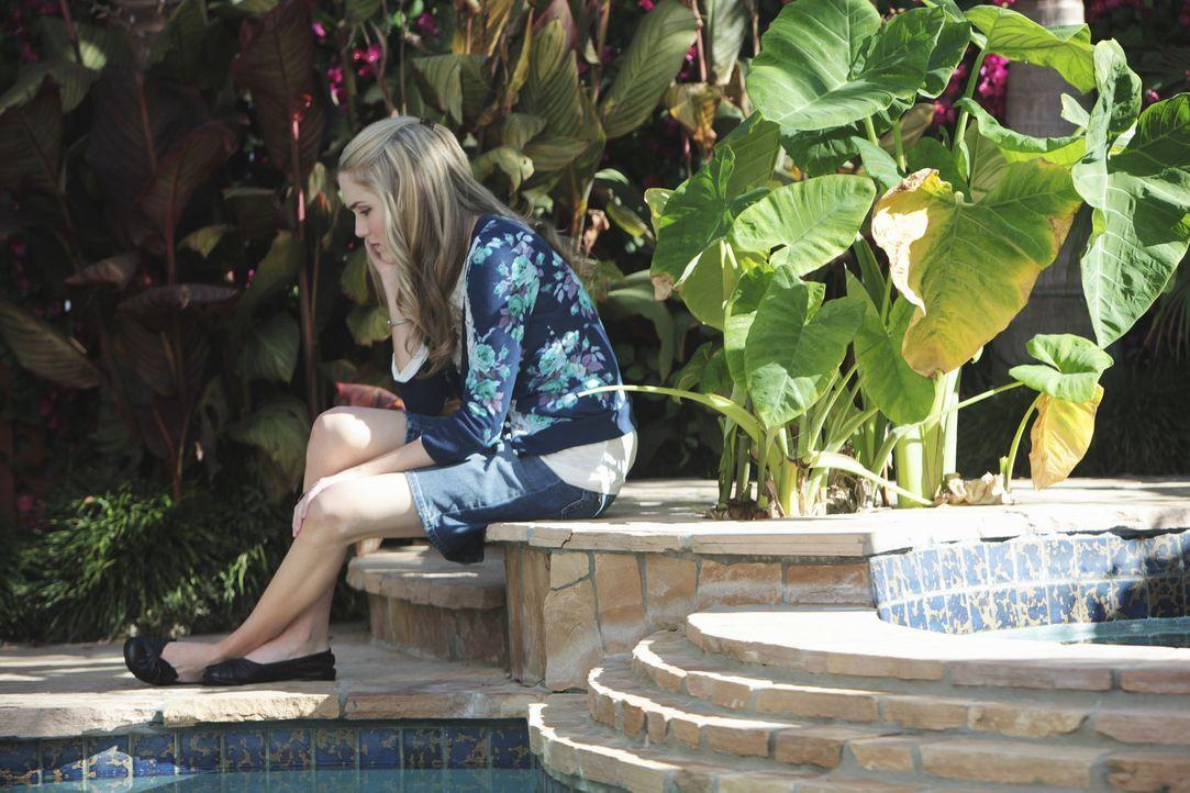 Kylie (Spencer Locke) versteht nicht, warum Travis seiner Mutter und nicht ihr erzählt, dass er bald mit ihr schlafen will ... - Bildquelle: 2009 ABC INC.