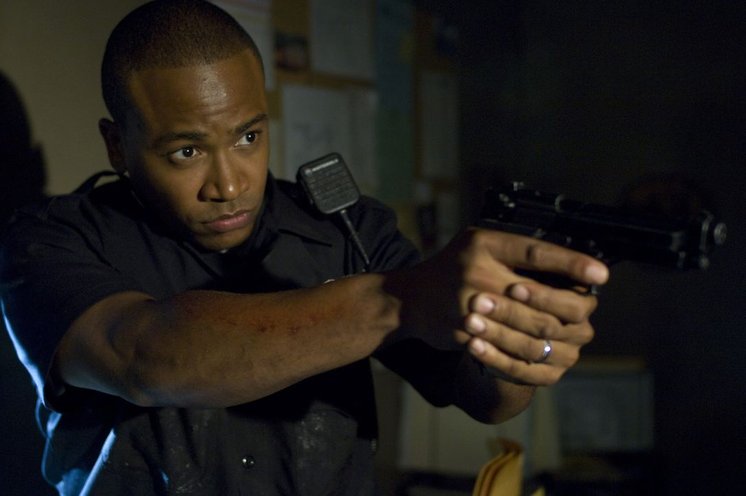Kann Danny (Columbus Short) dem mörderischen Virus entkommen? - Bildquelle: 2008 Screen Gems, Inc.  All rights reserved