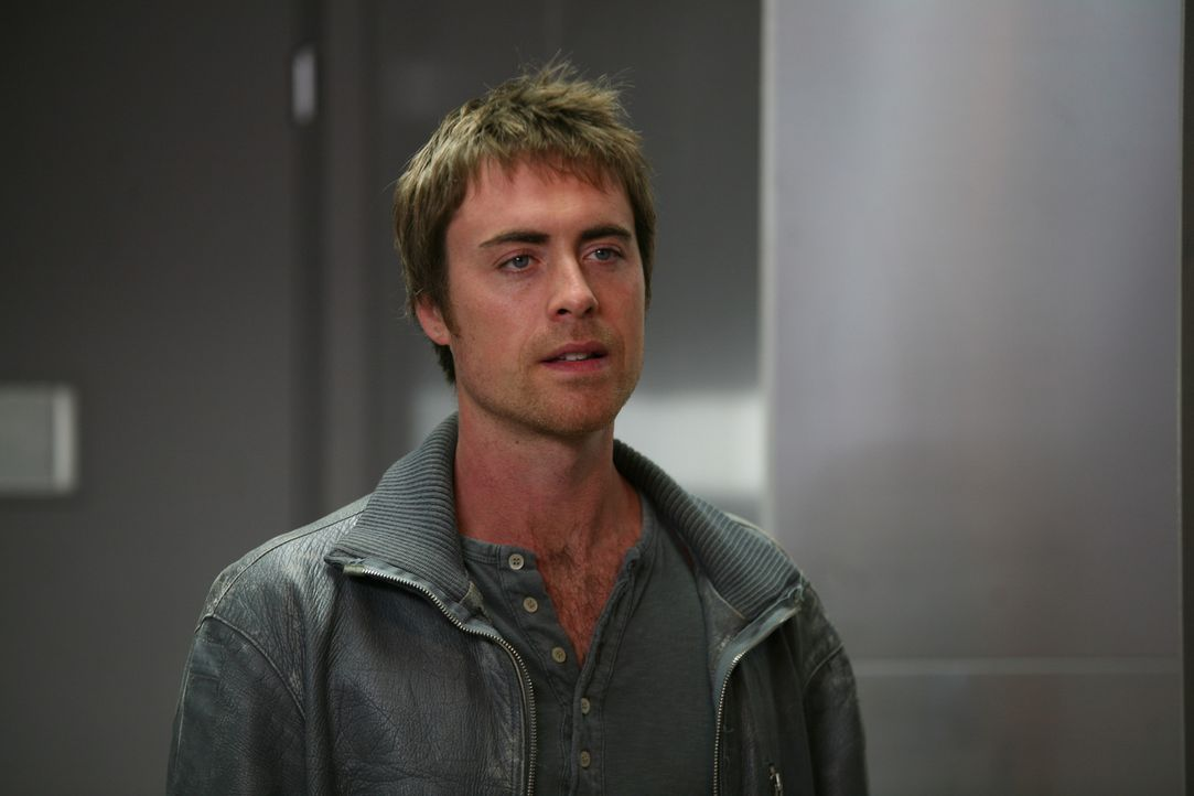 Grässliche Urzeitmonster machen ihm nur noch selten Angst: Stephen (James Murray) ... - Bildquelle: ITV Plc