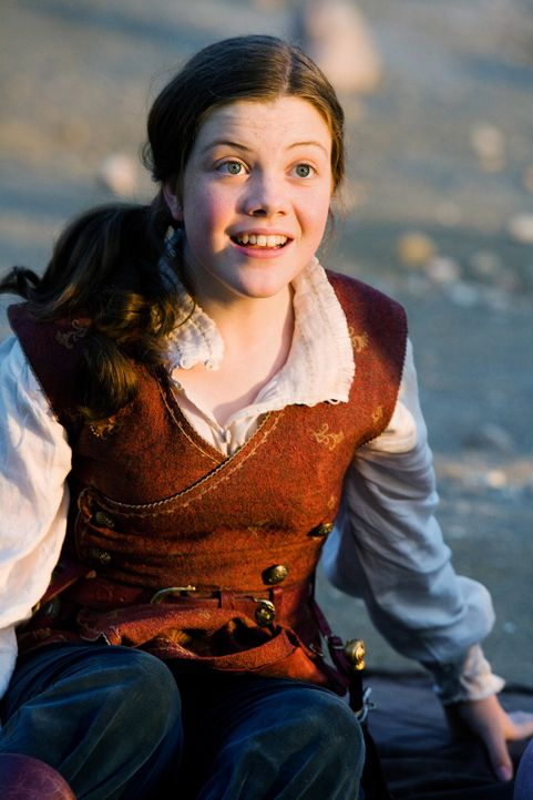 Lucy (Georgie Henley), ihr Bruder und alle Narnianer sollen die Sieben Lords, die König Miraz vor Jahren auf eine lange Reise schickte, zurück in di... - Bildquelle: Phil Bray 2009 Twentieth Century Fox Film Corporation and Walden Media LLC. All rights reserved.