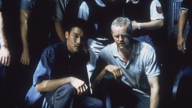 Schwierige Zusammenarbeit: FBI-Agent (David Morse, r.) und der taiwanesische...
