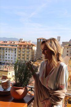 Giada kocht - Happy Italian Food - Bei einem Ausflug nach Florenz mit ihrer T...