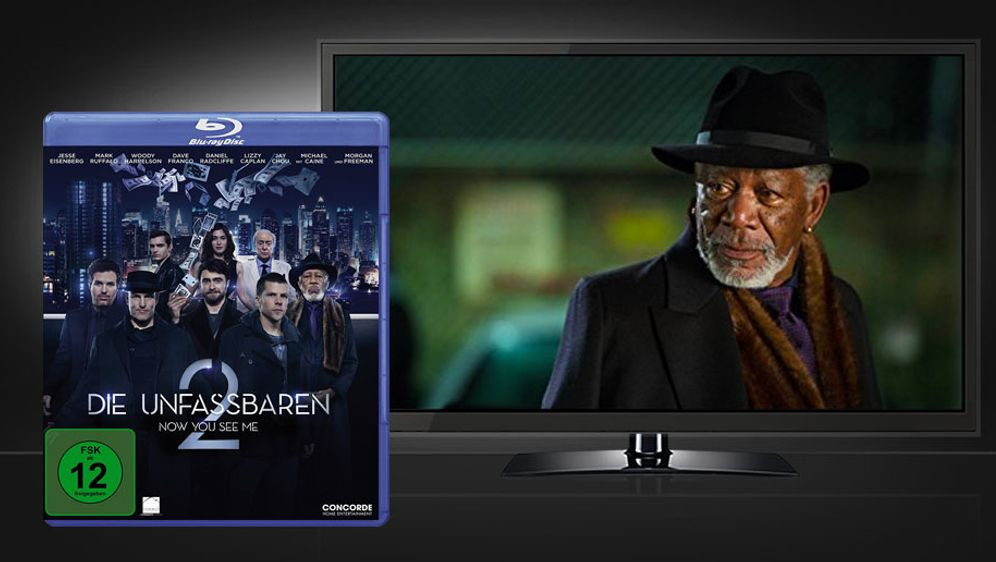 Die Unfassbaren 2 (Blu-ray) - Bildquelle: Concorde Home Entertainment