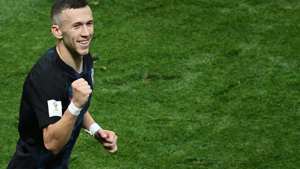 Ivan Perisic brachte Kroatien zurück ins Spiel - Bildquelle: AFPSIDJEWEL SAMAD