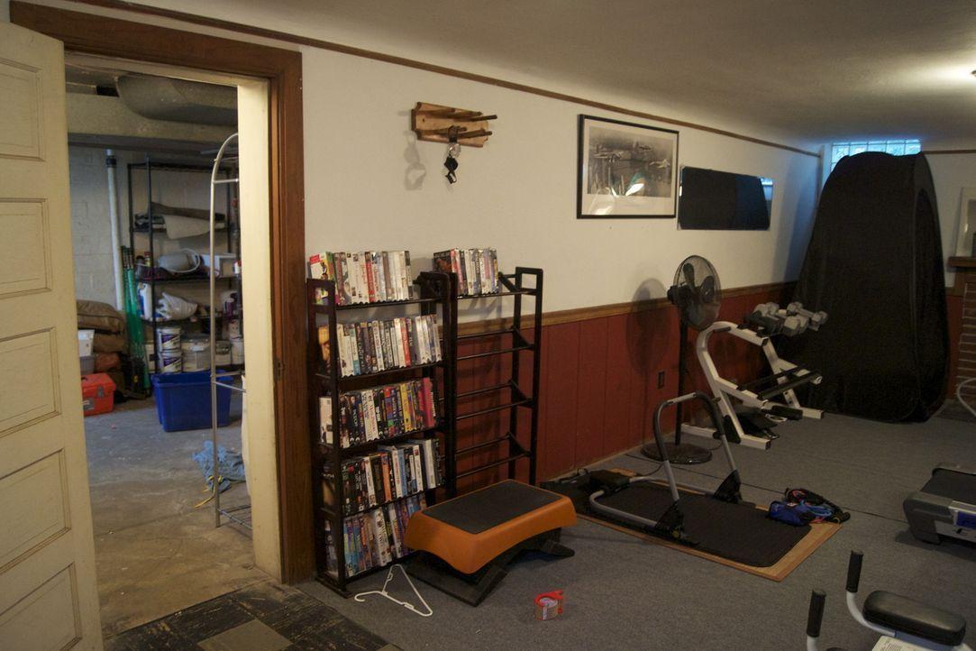 Bauunternehmer Josh Tempel haucht einem dunklen und schmutzigen Keller neues Leben ein ... - Bildquelle: 2009, DIY Network/Scripps Networks, LLC