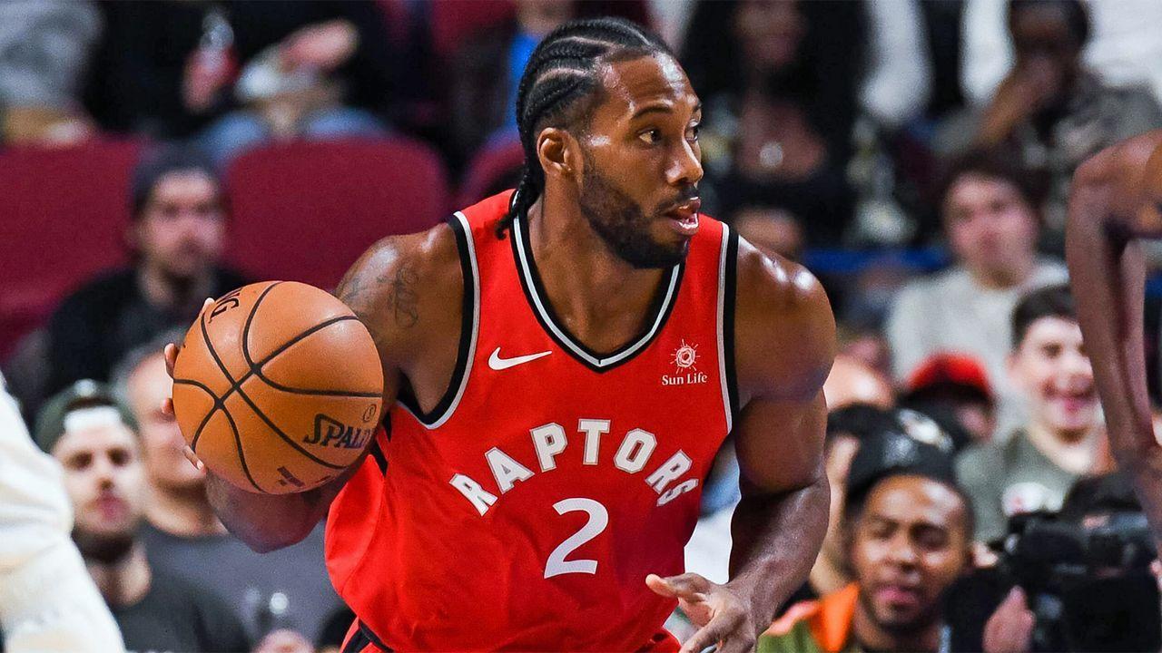 Platz 10: Kawhi Leonard, Toronto Raptors - Bildquelle: imago/Icon SMI