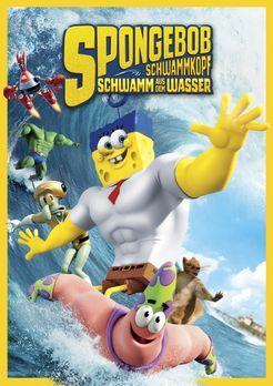 SpongeBob Schwammkopf - Schwamm aus dem Wasser - Spongebob Schwammkopf - Schw...