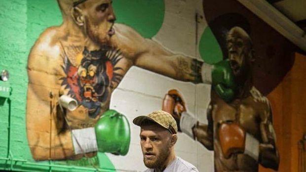 McGregor Gemälde