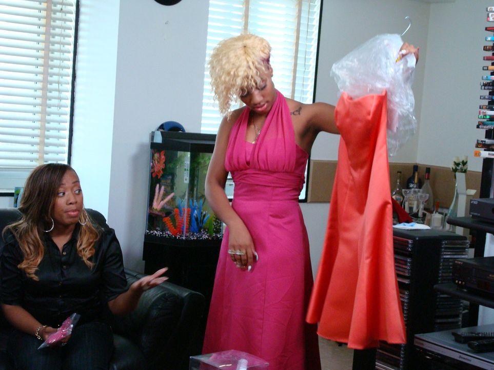 """Ein Hochzeitskleid inspiriert von Madonnas """"Like a Virgin""""-Video? ... - Bildquelle: Pilgrim Studios 2009"""