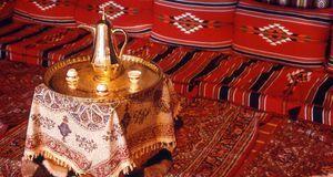 orientalische deko: ideen fürs wohnzimmer | sat.1 ratgeber, Wohnzimmer