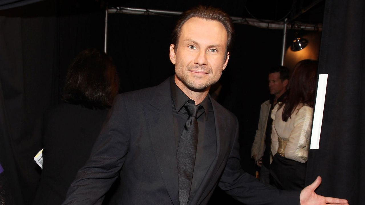 Christian Slater  - Bildquelle: getty-AFP