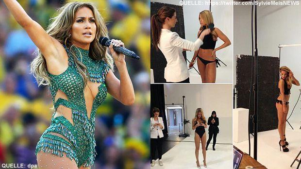 TOP Jennifer Lopez FLOP Sylvie Meis - Bildquelle: dpa   /   https://twitter.com/SylvieMeisNEWS