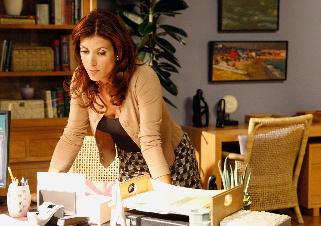 Stellt ihre Freundin zur Rede, die eine schwer wiegende Entscheidung ohne ihre Kollegen gefällt hat: Addison (Kate Walsh) ... - Bildquelle: ABC Studios