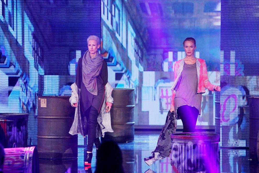 Fashion-Hero-Epi01-Show-31-ProSieben-Richard-Huebner - Bildquelle: ProSieben / Richard Huebner