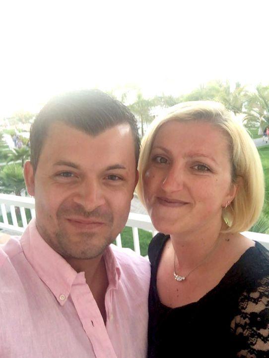 Nach kleinen Umwegen für die große Liebe nun die Hochzeit auf den zweiten Blick? Peter (l.) und Vanessa (r.) sind bis über beide Ohren verliebt und... - Bildquelle: SAT.1/Privat