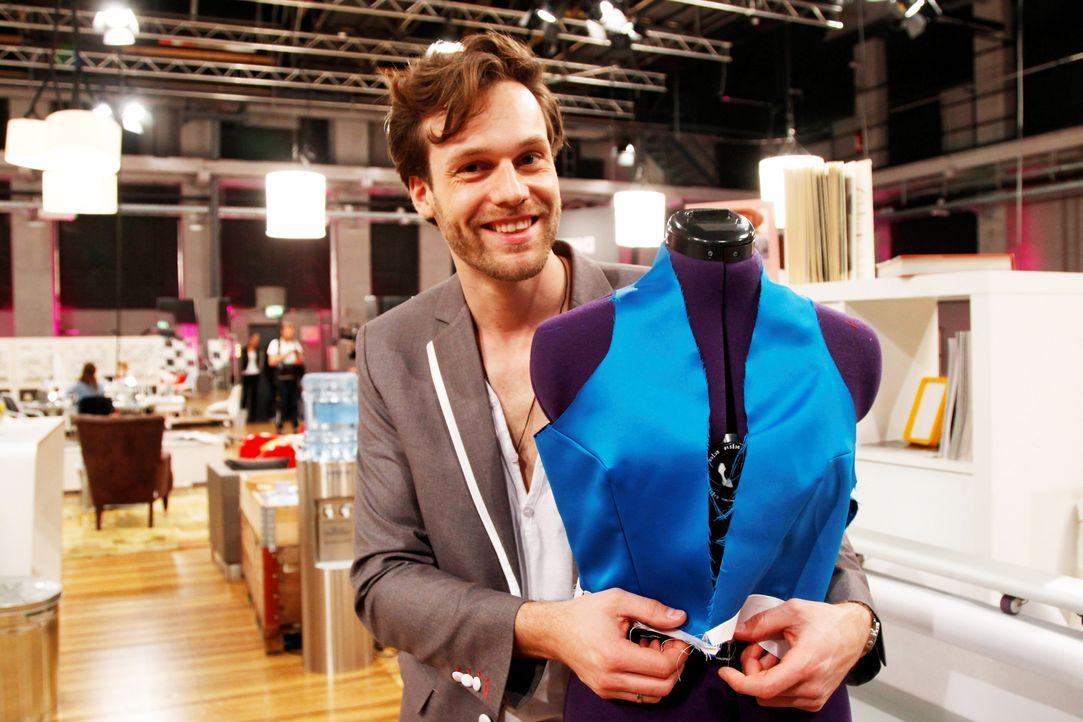 Fashion-Hero-Epi01-Atelier-52-ProSieben-Richard-Huebner - Bildquelle: ProSieben / Richard Huebner