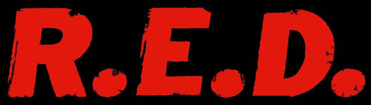 R.E.D. - ÄLTER, HÄRTER, BESSER - Logo - Bildquelle: 2010 Concorde Filmverleih GmbH