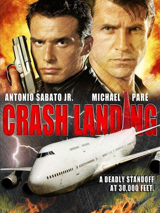 Eigentlich sollte dieser Flug John Masters (Antonio Sabato, l.) Wiedereinstieg als Pilot werden. Doch es kommt anders als geplant! Zusammen mit Capt... - Bildquelle: Cinetel Films