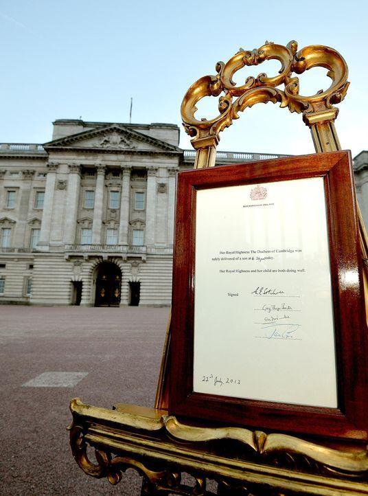 England-im-Babyglueck-130722-09-AFP.jpg 1262 x 1700 - Bildquelle: AFP