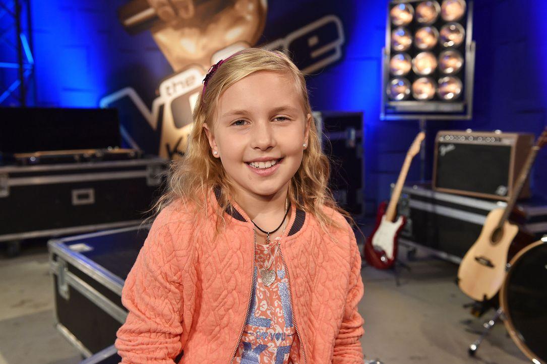 The-Voice-Kids-Emma-02-SAT1-Andre-Kowalski - Bildquelle: SAT.1 / Andre Kowalski
