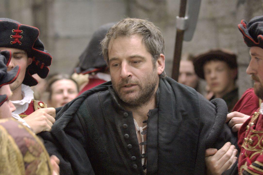Da er den Eid nicht leistet, muss er die Konsequenzen auf sich nehmen: Sir Thomas More (Jeremy Northam) ... - Bildquelle: 2008 TM Productions Limited and PA Tudors II Inc. All Rights Reserved.
