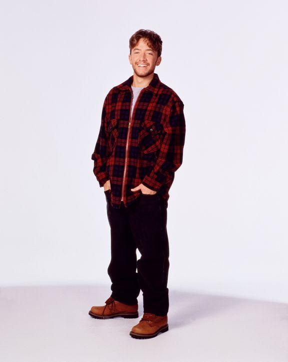 """(8. Staffel) - Er nennt sich selbst """"Großmeister B."""", hält sich für männlich, intelligent, unwiderstehlich und sexy mit Erfolg bei den """"Tussis"""": Bud... - Bildquelle: Sony Pictures Television International. All Rights Reserved."""