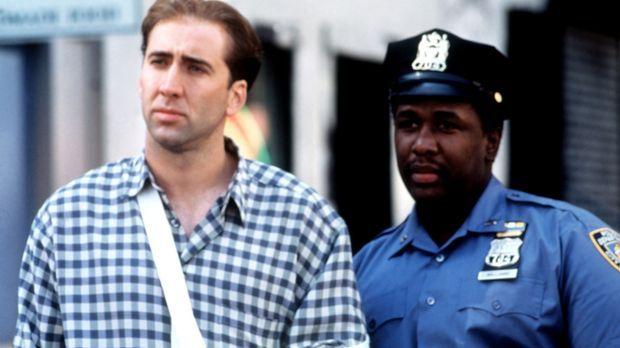 Der angeschlagene Charlie (Nicolas Cage, l.) und sein Kollege Bo (Wendell Pie...