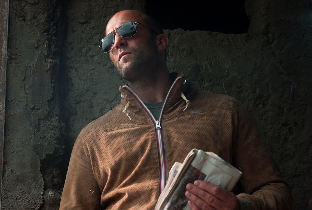Nichts ist, wie es zunächst scheint, das muss auch der Auftragskiller Danny Bryce (Jason Statham) schließlich erkennen ... - Bildquelle: 2011 Concorde Filmverleih GmbH