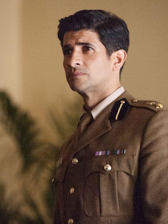 Hat eine schockierende Information für Carrie: Aasar Khan (Raza Jaffrey) ... - Bildquelle: Homeland   2014 Twentieth Century Fox Film Corporation