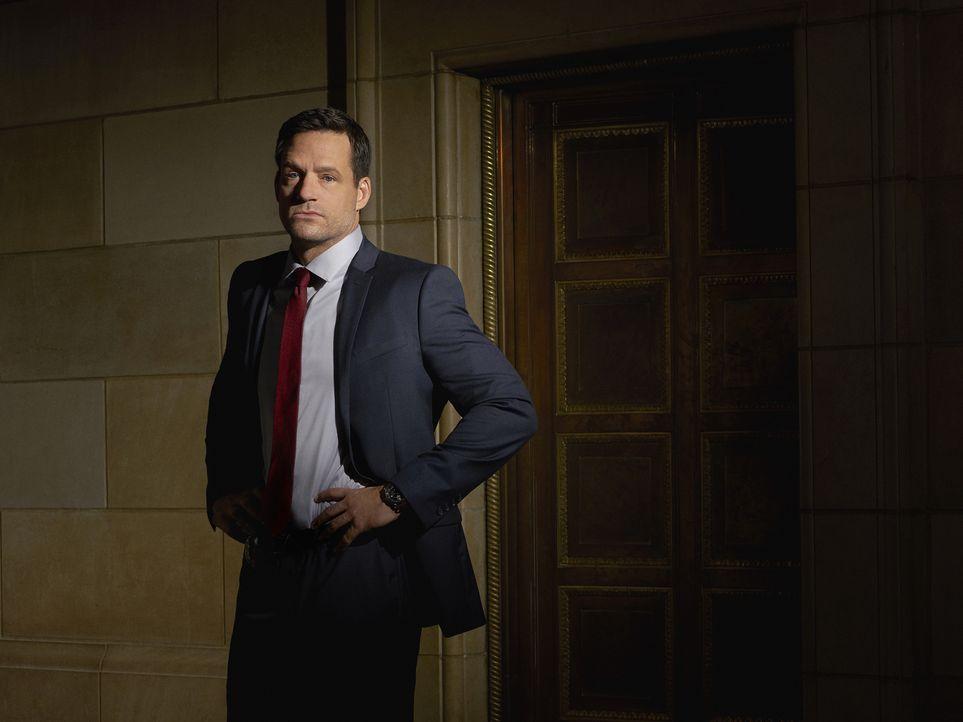 (1. Staffel) - Personalberater FBI Special Agents Liam O'Connor (Josh Hopkins) hat mit Depressionen zu kämpfen, die auf einen Fehler seiner Vergange... - Bildquelle: 2015 ABC Studios