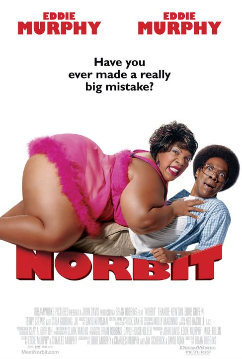 Norbit - Plakatmotiv - Bildquelle: Copyright  2007 DREAMWORKS LLC. All Rights Reserved.