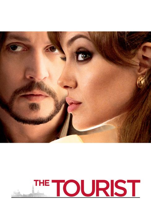 THE TOURIST - Plakatmotiv - Bildquelle: CPT Holdings, Inc.  All Rights Reserved.
