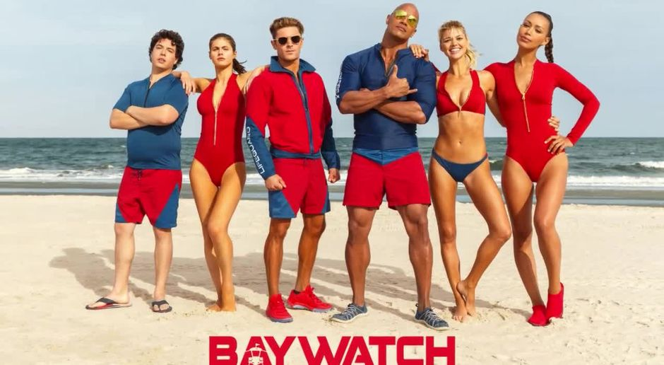 Redstyle Video Erster Baywatch Clip Mit Zac Efron