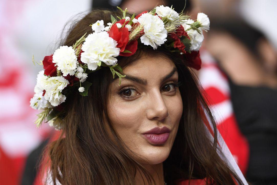 Poland_girl_000_BZ5ZQ_MIGUEL MEDINA_AFP - Bildquelle: AFP / MIGUEL MEDINA
