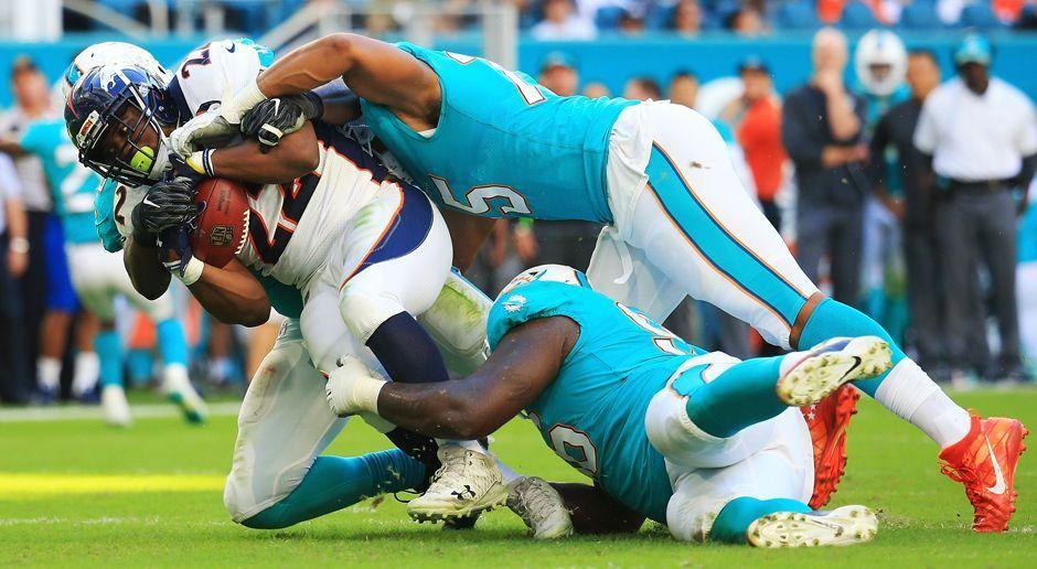 Defense: Miami Dolphins - Bildquelle: 2017 Getty Images