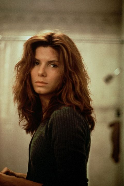 Freiwild: Angela (Sandra Bullock) ... - Bildquelle: Columbia Pictures Corporation