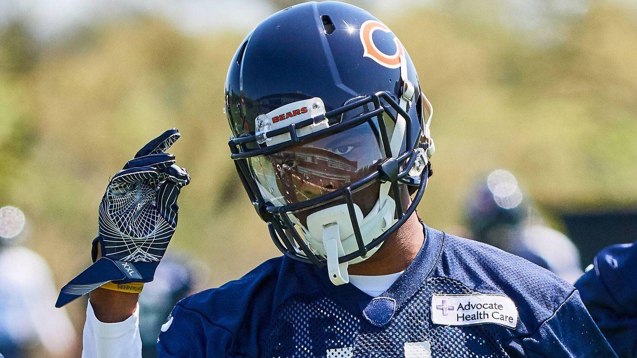 Kevin White (Chicago Bears, 2015 an siebter Stelle) - Bildquelle: imago/Icon SMI