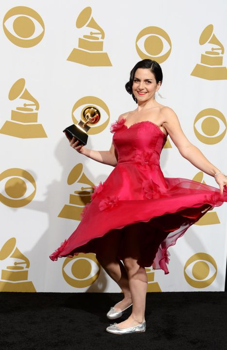 Grammy-Awards-Jennifer-Gasoi-14-01-26-AFP - Bildquelle: AFP