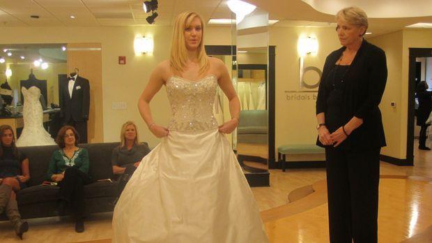 Ist das Laurens Hochzeitskleid? © TLC & Discovery Communications