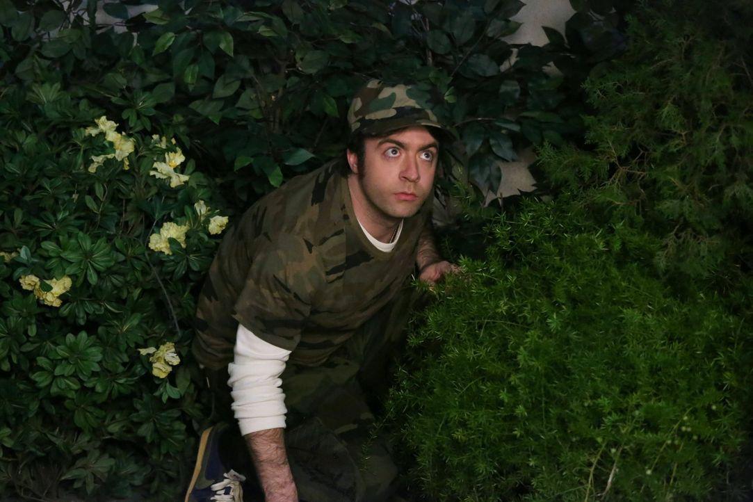Was führt Jarrison (Derek Waters) im Schilde? - Bildquelle: Warner Brothers