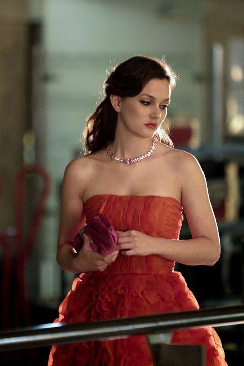 Blair (Leighton Meester) lebt einen großen Traum im Märchenstil in Paris, wo sie einen attraktiven, jungen Mann namens Louis kennenlernt, den sie fü... - Bildquelle: Warner Brothers
