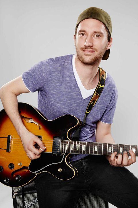 Die-Band-Gitarrist-Robert-02-ProSieben-Richard-Huebner - Bildquelle: ProSieben/Richard Hübner