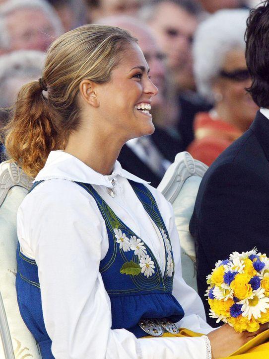 Prinzessin-Madeleine-von-Schweden-03-06-06-AFP - Bildquelle: AFP