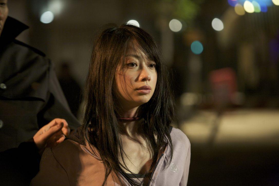 Gerät in die Hände einer eiskalten Killerbande: Namiko (Mika Hijii) ... - Bildquelle: Nu Image