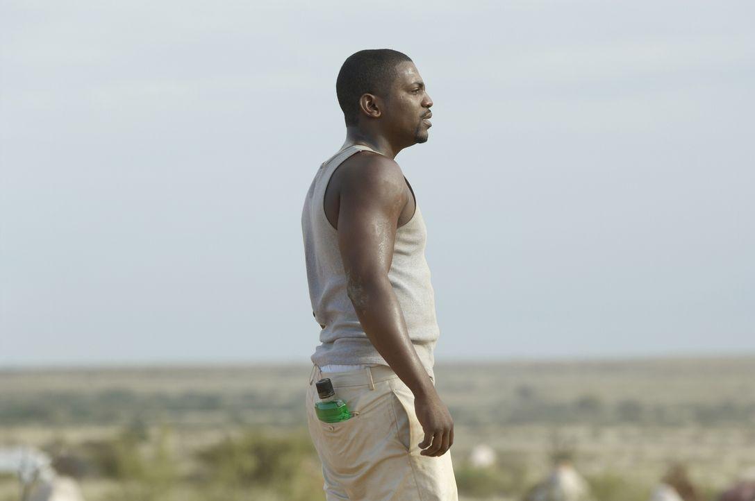 Pratt (Mekhi Phifer) wusste nicht, was in Dafur auf ihn zukommen wird ... - Bildquelle: Warner Bros. Television
