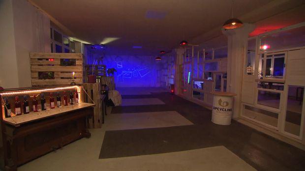 upcycling m bel aus m ll diy. Black Bedroom Furniture Sets. Home Design Ideas